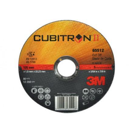 disque de tronconnage Cubitron II 3M